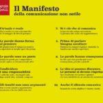 """Perché il """"Manifesto della comunicazione non ostile"""" non mi piace"""