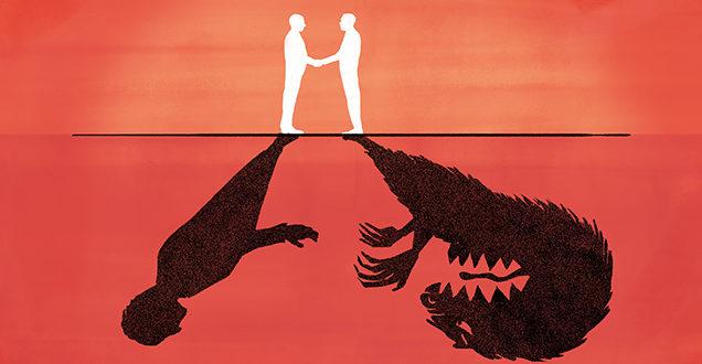 Comportamento passivo aggressivo sul web. Un caso di studio