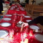 Natale con i tuoi: con gli amici della Samadi a pranzo