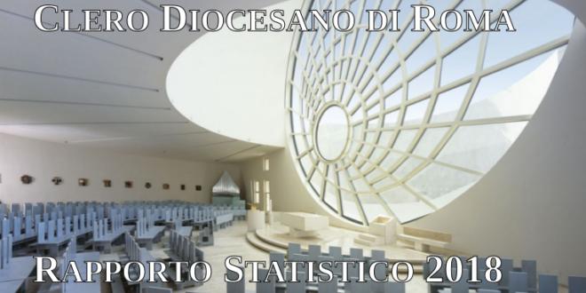 Rapporto statistico sul clero romano 2018