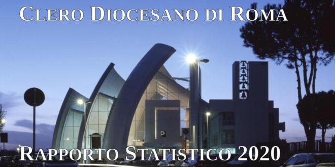 Rapporto statistico sul clero romano 2020